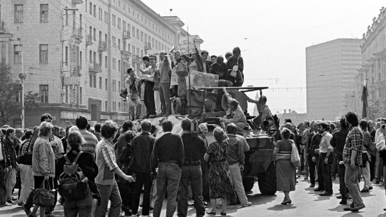 25 years on: The failed coup that ended the Soviet Union (PART 2)