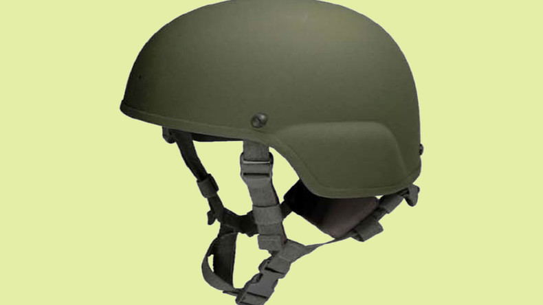 Watch your head: US Army recalls 125k+ prison-made combat helmets