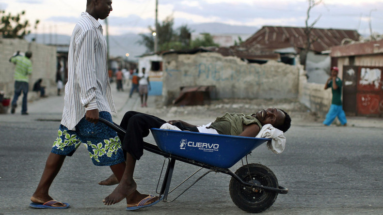 UN admits role in Haiti cholera outbreak that killed 10,000 people