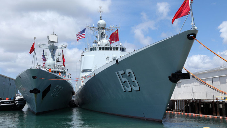 Chinese Navy holds deep-sea combat drills in Sea of Japan amid mounting tensions