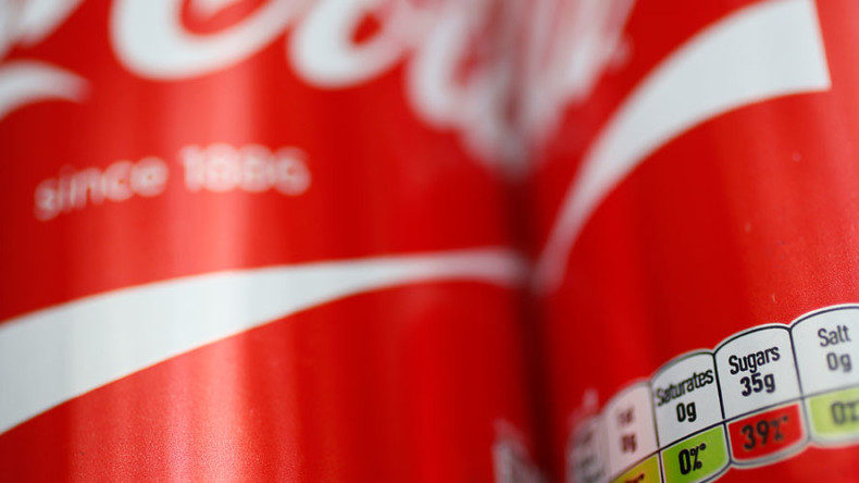 Sweet surrender: UK plans to fight child obesity with soft drinks sugar tax