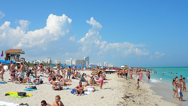 Pregnant women should keep off Miami Beach due to Zika virus spread – official