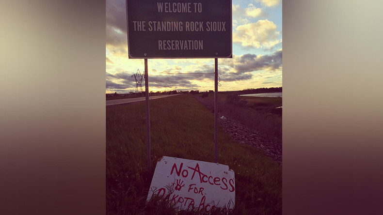 North Dakota pipeline project paused amid legal problems, protests