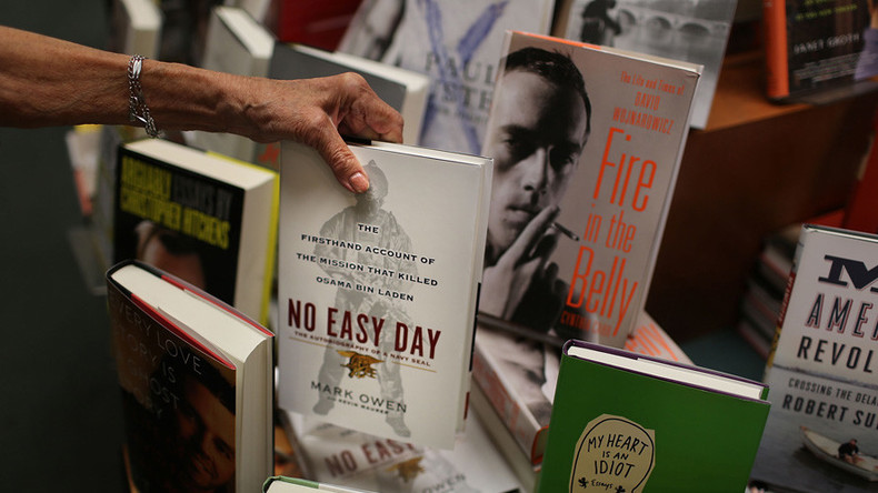 Ex-SEAL who wrote about Bin Laden to pay US govt $6.6mn in book settlement