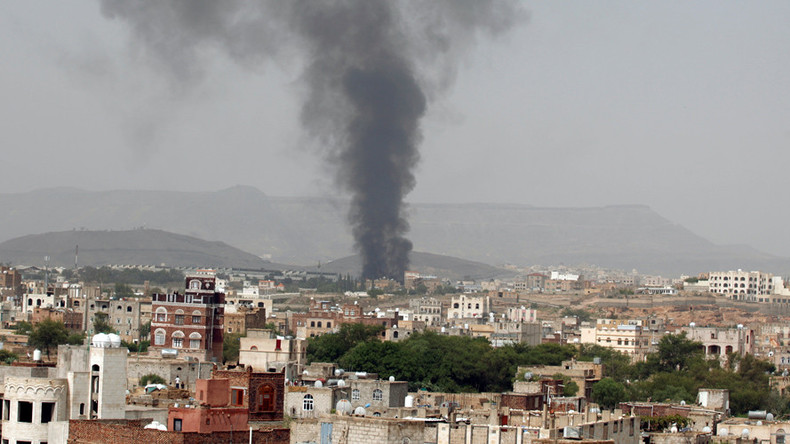 'News blackout prevents Americans from knowing what is happening in Yemen'