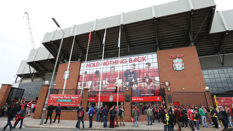 Liverpool owners consider selling shares to Chinese consortium