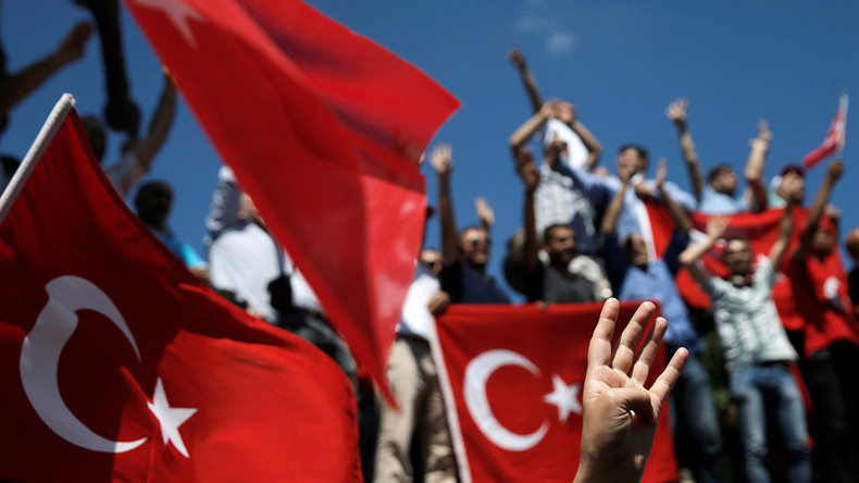 India 'infiltrated' by Turkey coup mastermind followers, warns Ankara