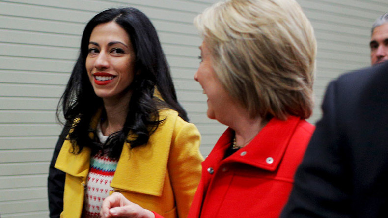 Longtime Clinton aide listed as former assistant editor of radical Muslim magazine - media