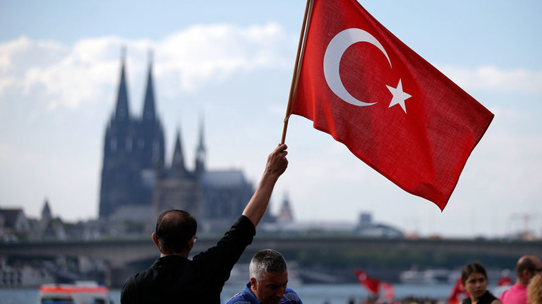 Larger than Stasi: Turkey has '6,000 agents in Germany' to oppress Gulenists – reports