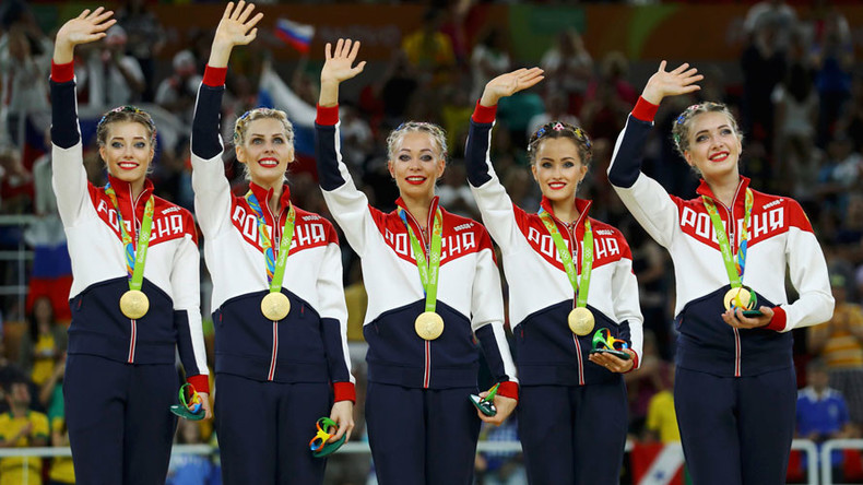 Russia finishes 4th in Olympics medal table despite track & field ban