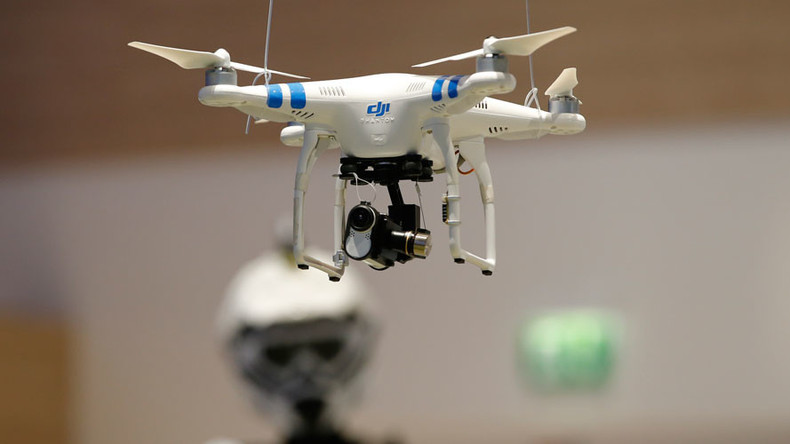 Drones attempting to drop drugs into London prison seized by cops