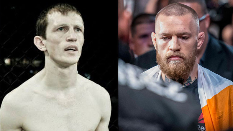 'He cried after I beat him': Meet the first man ever to defeat Conor McGregor