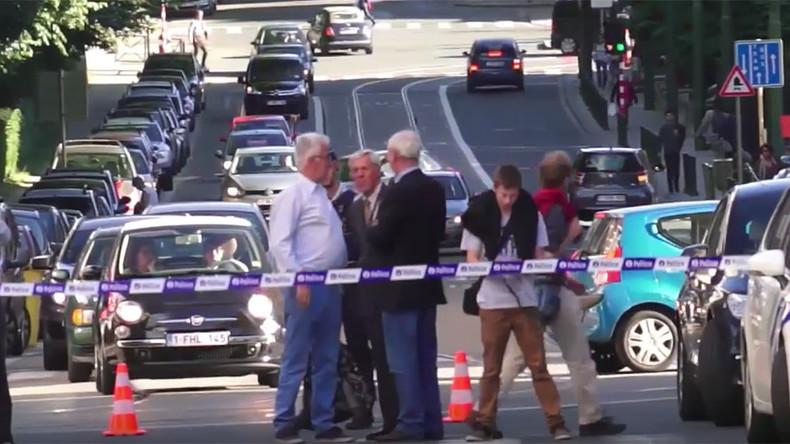 Woman injures 3 in Belgium stabbing attack
