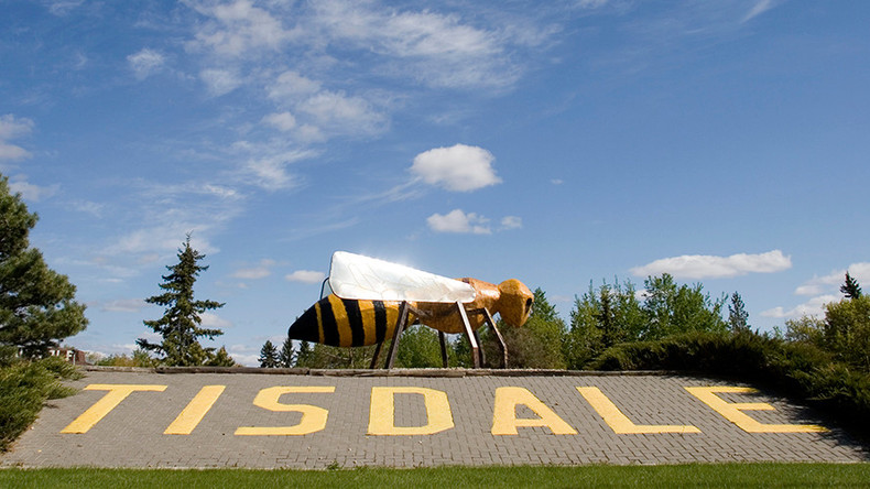 No more 'rape & honey': Canadian town drops 60-yo slogan
