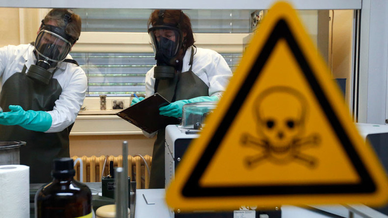 Russia continues fight against biological & toxin weapons
