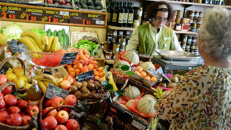 Dismal harvest spikes French fruit & vegetable prices