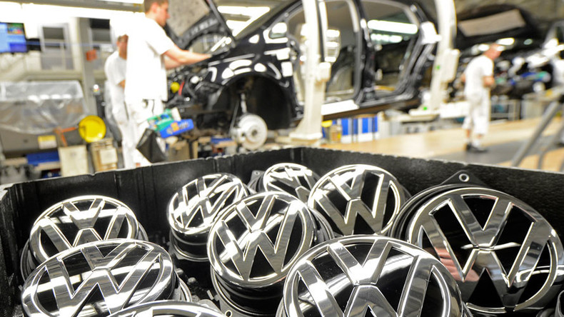 VW to resume production after reaching agreement with parts suppliers