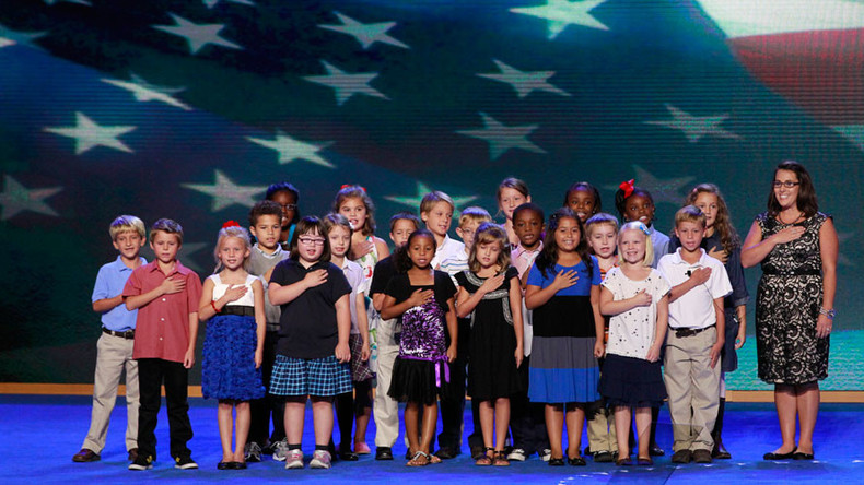 Pledge of Allegiance waiver form angers 'patriotic' parents in Florida