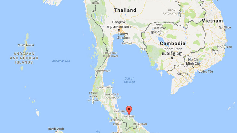 1 dead, 30 injured after blast rocks Western tourist hotspot in Thailand - reports
