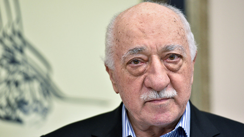Turkey formally requests US to extradite 'coup-plotting' Gulen – State Dept