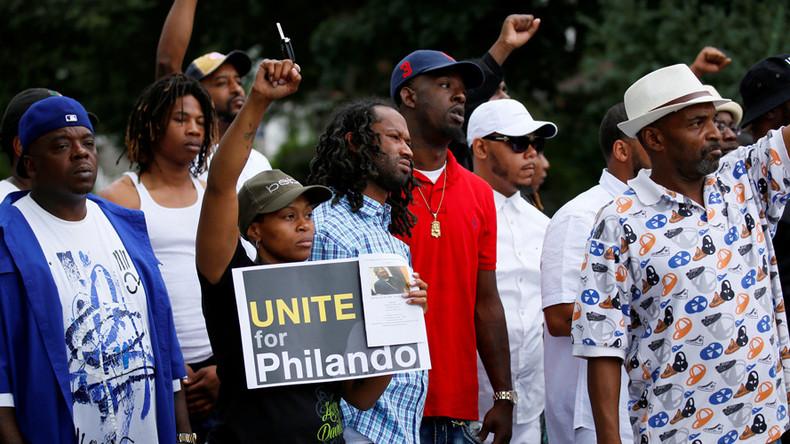 Officer who fatally shot Philando Castile put back on administrative leave after protests