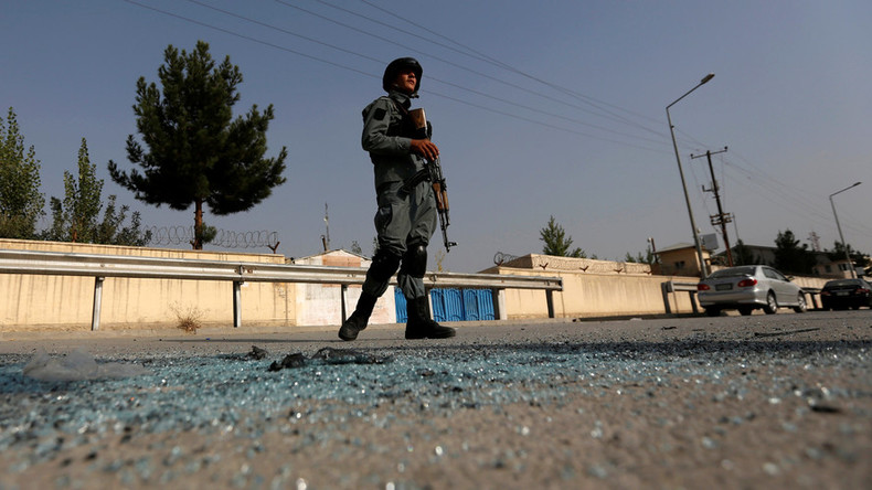 Kabul's American University 'represents everything terrorists hate'