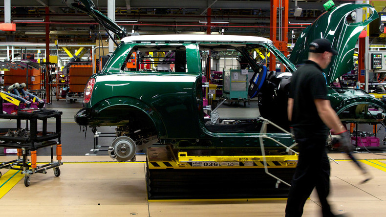 Booming UK car production tops 1mn in July