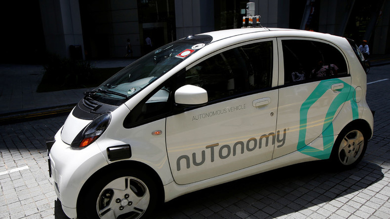 World's first self-driving taxis roll out in Singapore with millions of jobs under threat