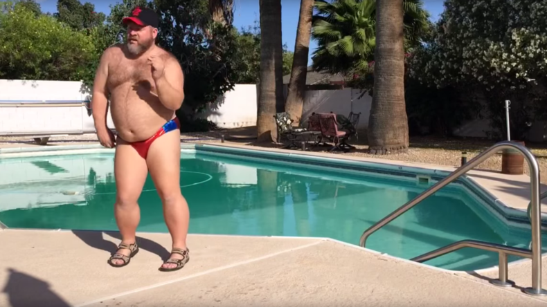 People are asking France to ban 'pasty' fat men in Speedos instead of burkinis