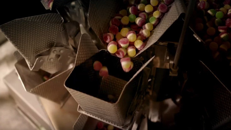 How gelatin is made: Disgusting video exposes the truth behind your favorite candy