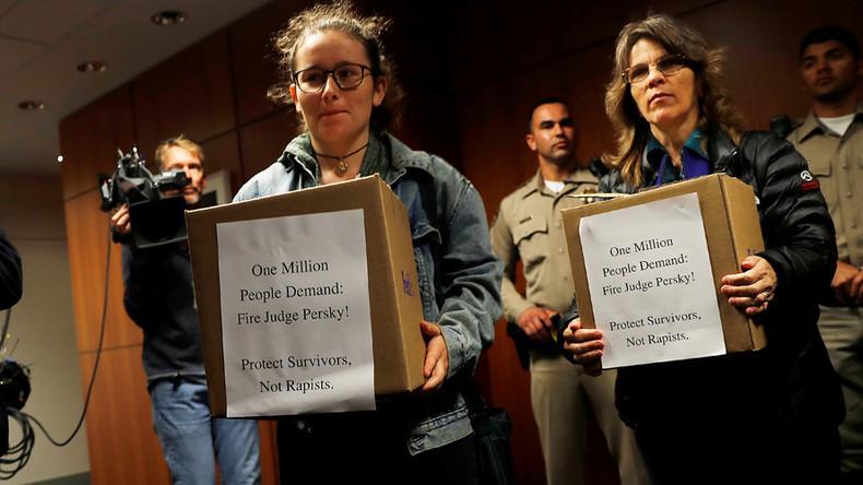 Stanford sex assault case judge no longer ruling on criminal cases