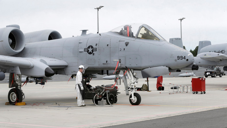 Watchdog slams clueless Air Force over plans to scrap A-10 workhorse jet