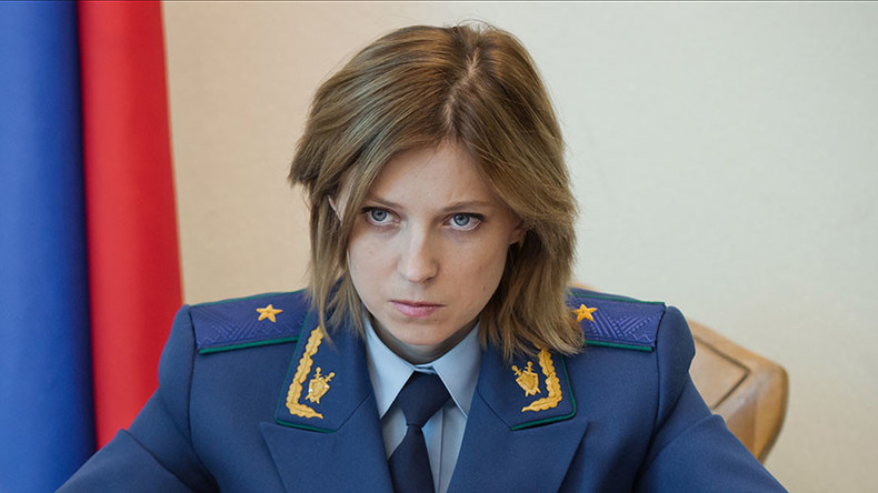 'Progressing senility': Poklonskaya blasts Kiev for calling Crimean elections 'illegal'