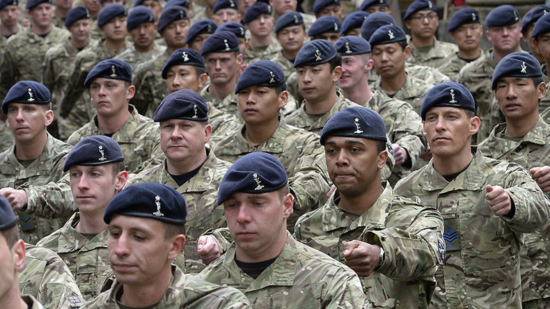 War-scarred British military veterans face healthcare 'postcode lottery'