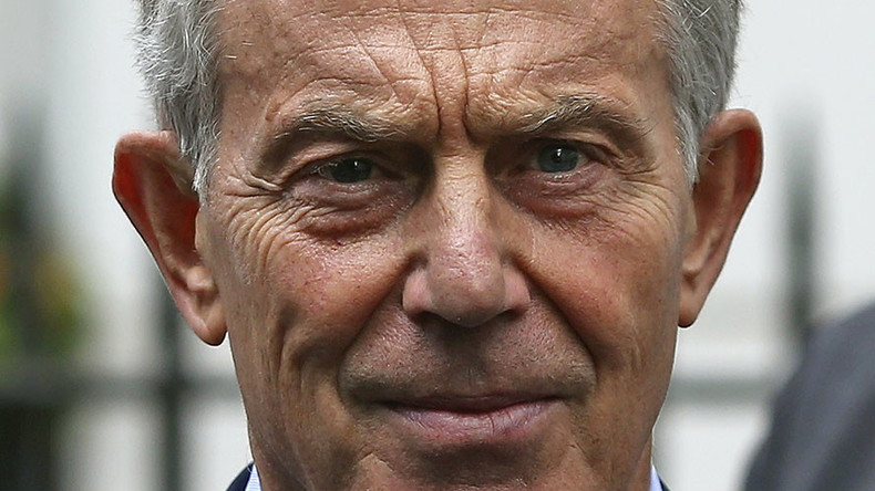 The despair of Blair: Iraq War-era PM now doubts own ideology, but remains staunch Europhile