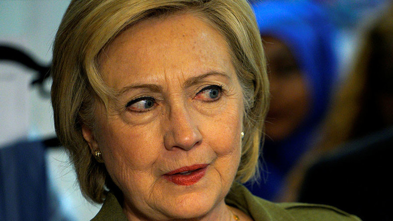 Clinton 'bleached' her private server to permanently wipe emails, says House Oversight member