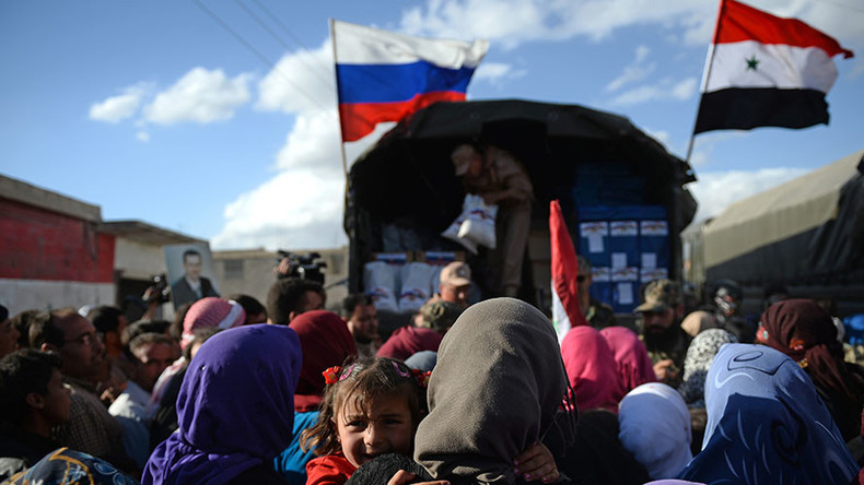 Syrian settlement: Setting the record straight