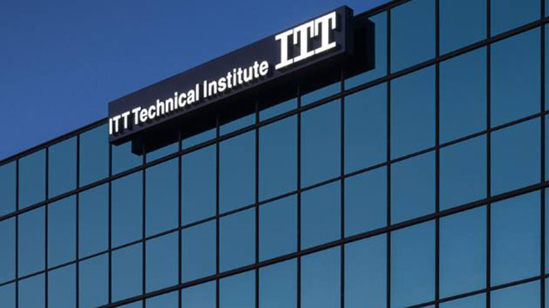 Another for-profit college in trouble:  ITT Tech sanctioned by government