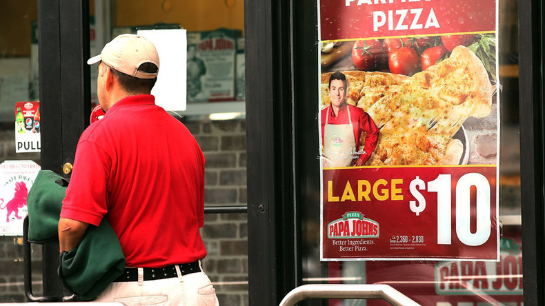 Under fire: Chipotle, Papa John, McDonald's over 'pervasive' wage theft and discrimination