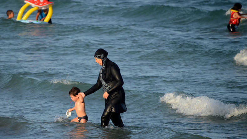Burkini ban suspended by France's top administrative court