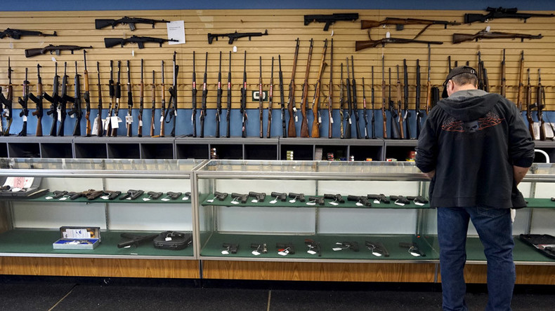 Stricter checks on gun buyers backed by Clinton & Trump supporters – poll