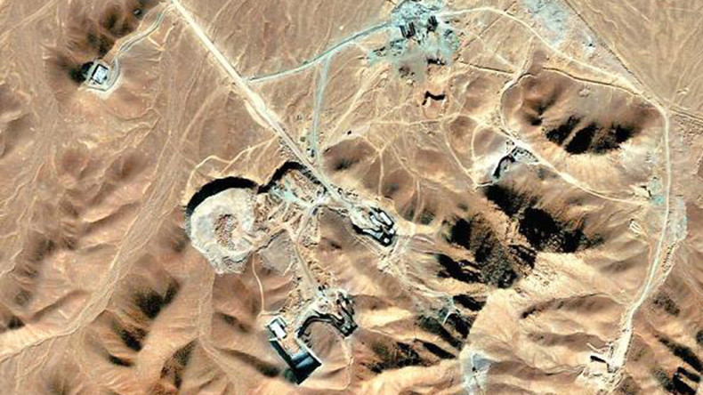 Iran deploys S-300 missiles at Fordow nuclear facility - report