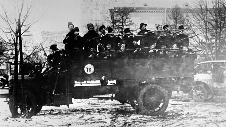 Liberal parties seek legal denunciation of 1917 Bolshevik revolution
