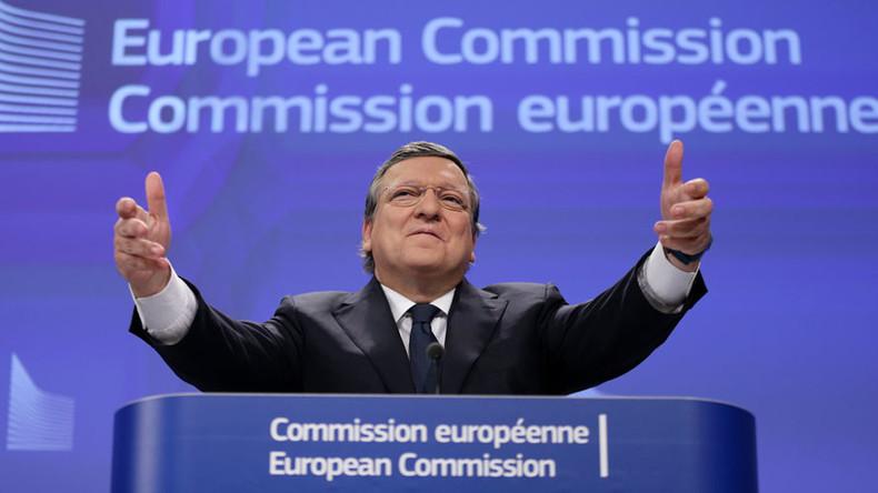 EU staff petition Barroso over Goldman Sachs job