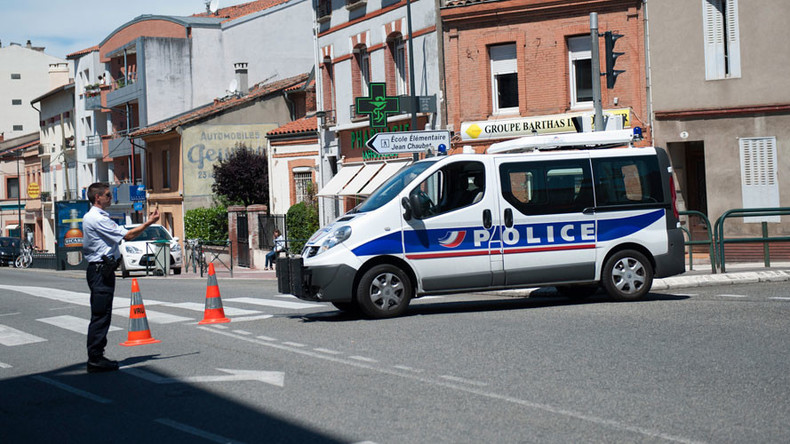 Officer stabbed at police station in Toulouse, France