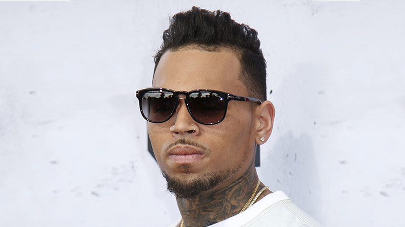R&B star Chris Brown exits home, ending standoff with police at his LA residence