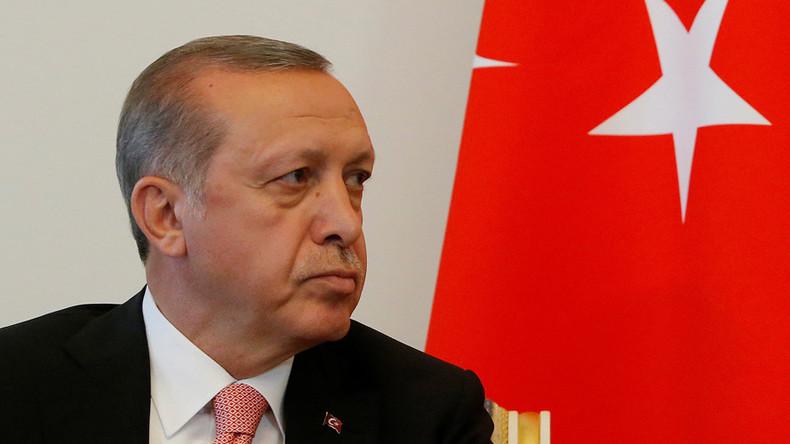 'Erdogan shift towards Islamist fundamentalists worries European liberals'