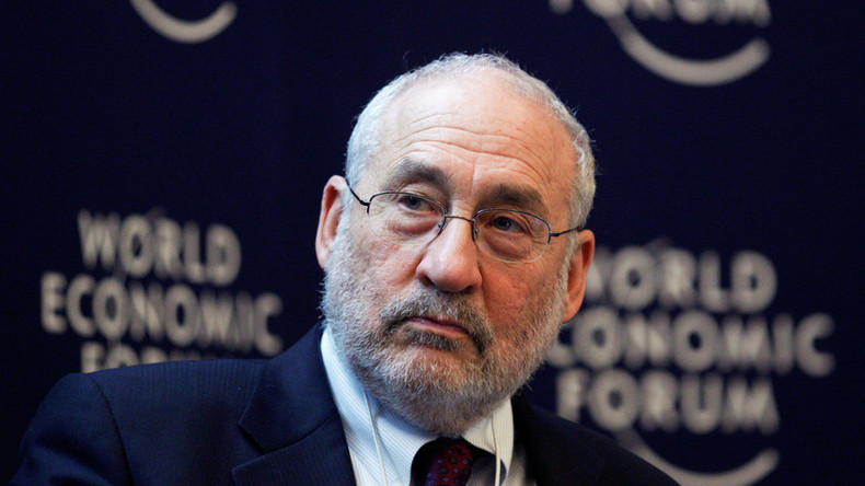Nobel winner Stiglitz: Independent Scotland should have its own currency, avoid euro
