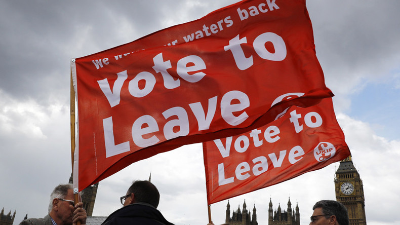 Poor & marginalized voters were key to Brexit victory, study finds