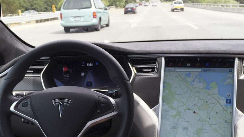 Elon Musk reveals 'major' update coming for Tesla's Autopilot